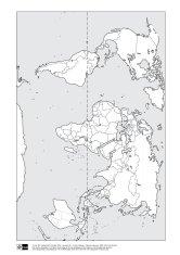 Stumme Karte Naher Osten.Ernst Klett Verlag Arbeitshefte Oberstufe Terra Global