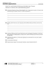 arbeitsblatt 2 pdf - Erorterung Beispiel Klasse 9
