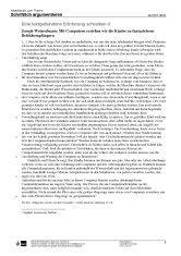 arbeitsblatt 7 pdf - Erorterung Muster