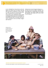Unterrichtsmaterial leben in der mittelalterlichen stadt Arbeitsblatt: Arbeitsblätter
