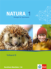Natura 1 - Biologie für Gymnasien